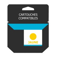 Cartouche Encre Yellow (Lc1240Y) compatible