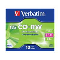 CD-RW réinscriptible 700MB